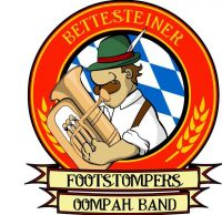 Bettesteiner Footstompers Oompah Band logo
