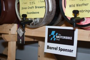 One of our Barrel sponsors